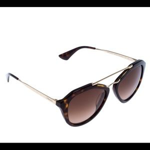 Prada womens authentic sunglasses